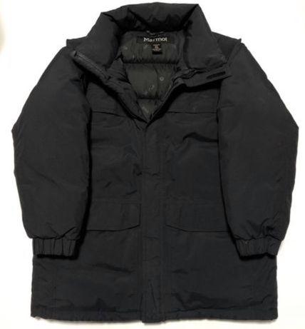 Marmot новая зимняя куртка ( утиный пух)