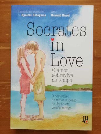 Manga Socrates in Love - Português