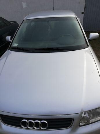 Maska przód Audi A3