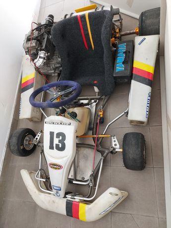 Kart yamaha 250cc