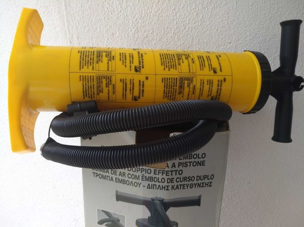 Bomba /inflador manual para bicicleta/colchão/tendas...