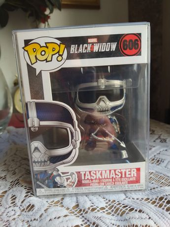 Funko Pop Figure Black widow TASKMASTER (Marvel)