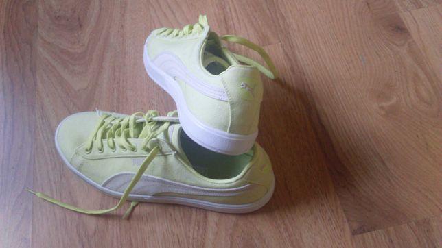 Buty Puma żółte rozmiar 44 Nowe!!!