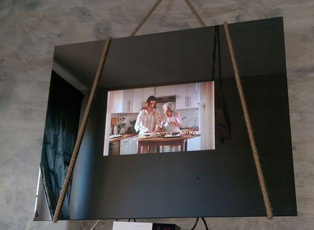 "telewizor lustro z monitorem ekran 19"" samsung"