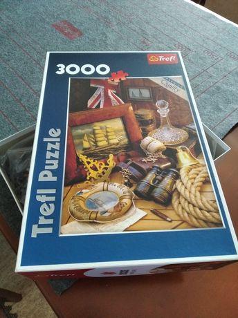 Puzzle trefl 3000 Morskie opowieści