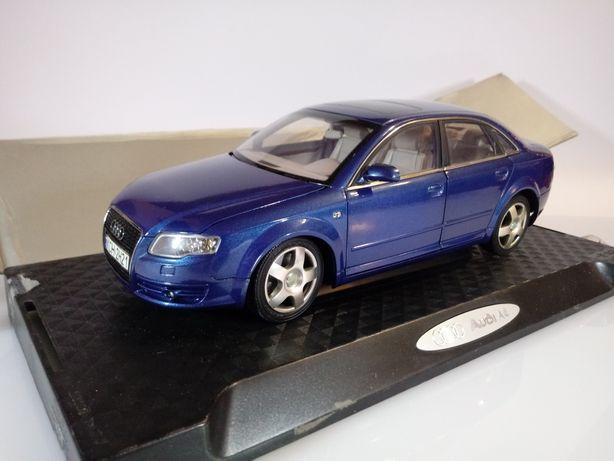 Model 1/18 Audi A4 kolekcja