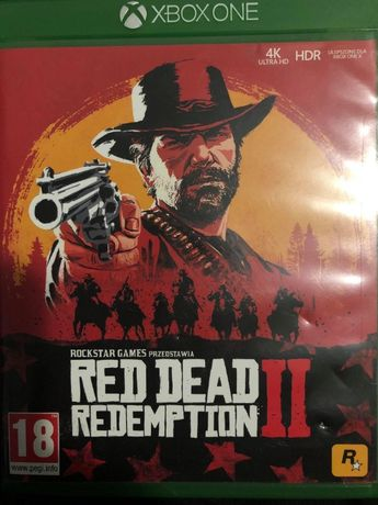 red dead redemption 2 xbox one / xbox series x