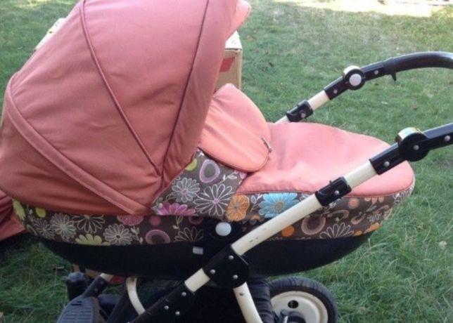 Детская коляска 2 в 1 Lonex