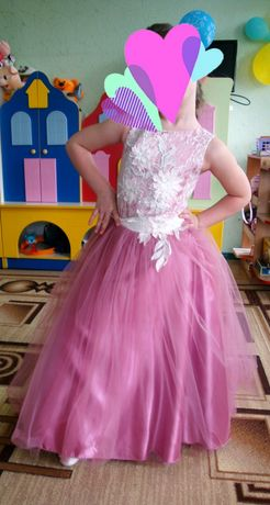 Шикарное платье для Вашей прицессы