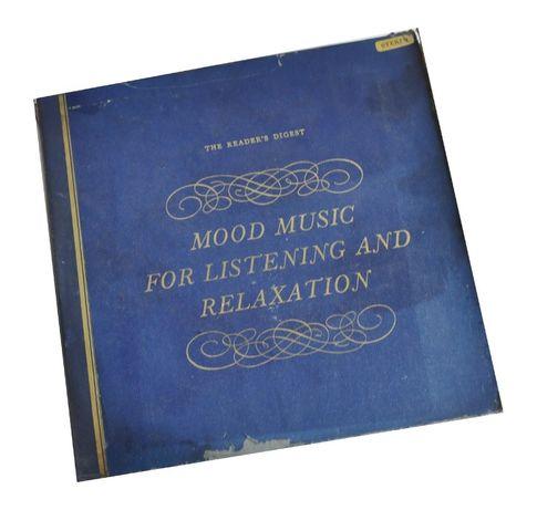 MOOD MUSIC for Listening Relaxation Składanka Klasyki płyty BOX 12 LP