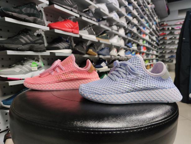 Оригинальные кроссовки Adidas Deerupt Originals EF5386 EF5383