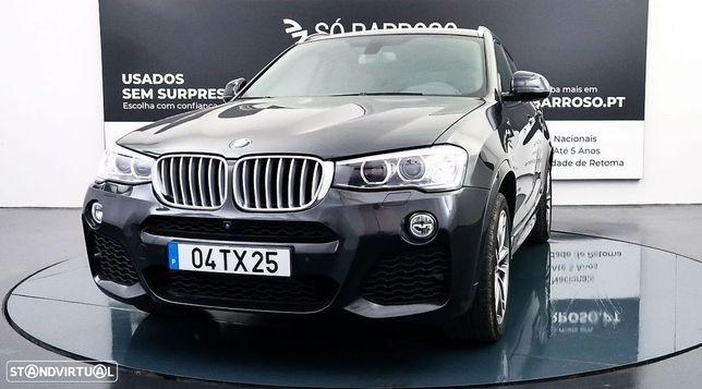 BMW X4 30 d xDrive Pack M Auto