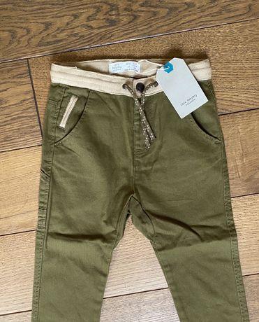 Штани хлопчачі Zara (2-3 роки, 98 розмір)