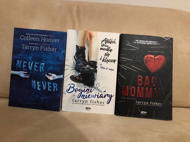 Trzy różne książki Tarryn Fisher