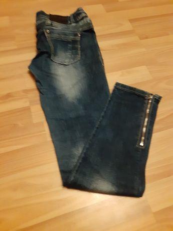 Spodnie damskie jeensowe