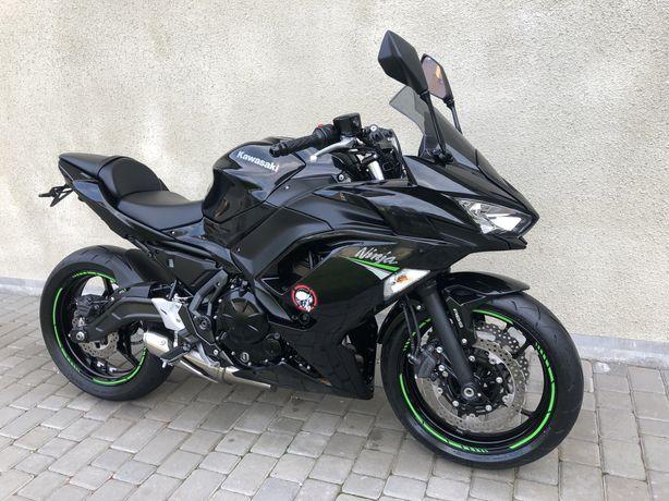 Kawasaki z 650 ninja