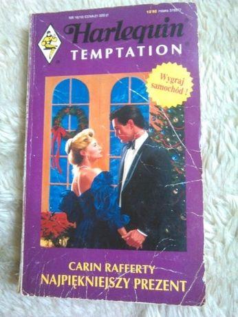 """Książka """"Najpiękniejszy prezent"""" Carin Rafferty"""