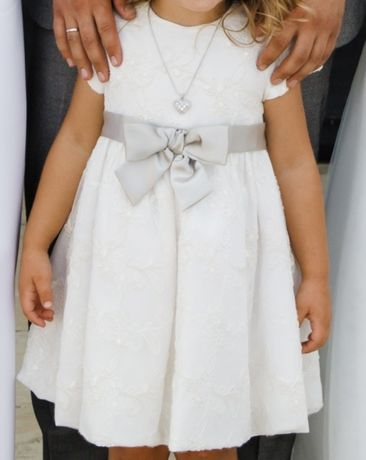 Сукня плаття платье Wojcik Ceremony 90-110 3-4р h&m
