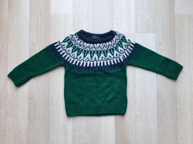 Джемпер свитер next 1,5- 2, 92 см
