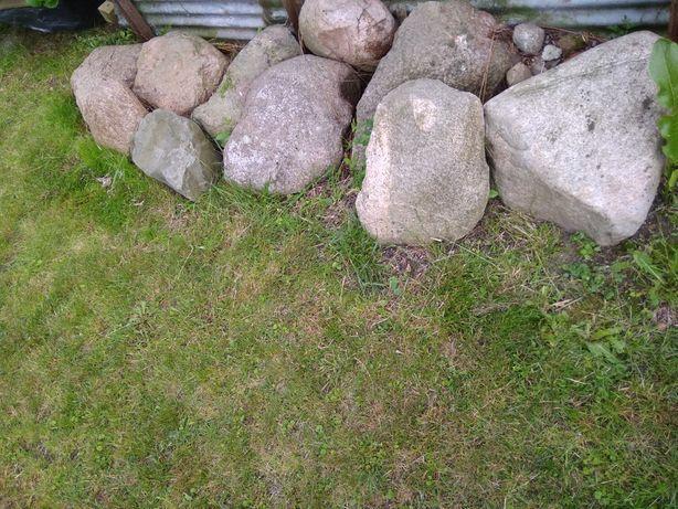 Kamienie, głazy, na skalniak, do ogrodu