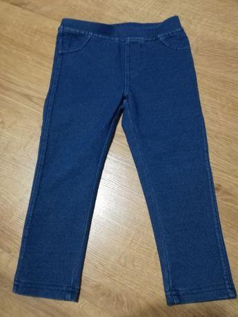Jegginsy treginsy Leginsy Spodnie Reserved 86