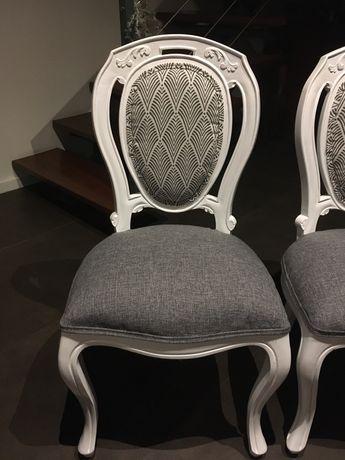 Cadeira restauradas muito elegantes