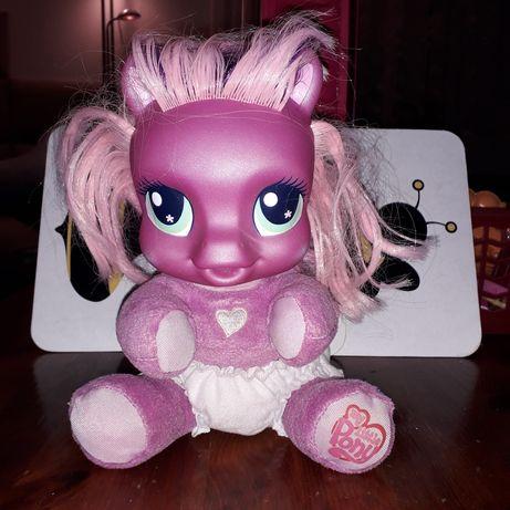 my Little pony, kucyk, mówiąca, pluszak