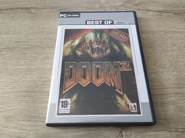 Doom 3 [PC] (Dubbing PL)