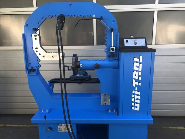 Maszyna do prostowania felg Uni-Trol PO-22 prostowarka obręczy kół