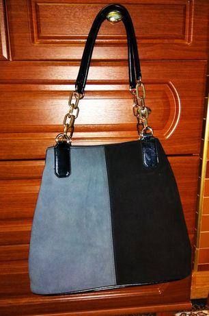 Замшевая сумочка Bonilarti Oalengi