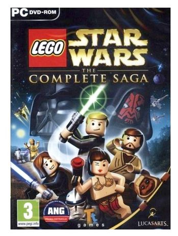 LEGO gra komputerowa STAR WARS