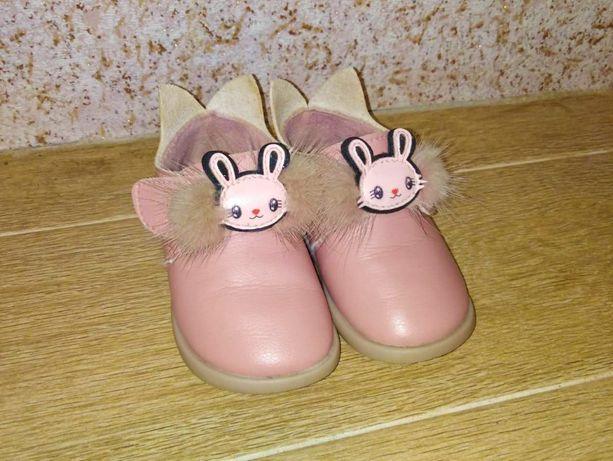продам дитяче весняне взуття