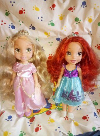 Диснеевские куклы-принцессы,клеймо
