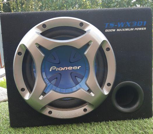 Wzmacniecz TP450 i Subufer Pioneer TS-WX301