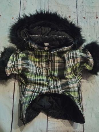 Ubranko kurtka dla psa z kapturem York