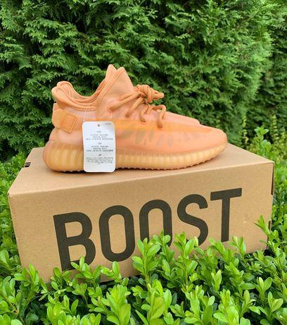 Мужские / женские кросовки Adidas Yeezy Boost 350 Mono Clay 36-45р Ади