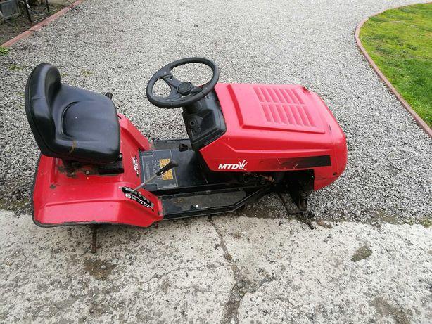 Kosiarka traktorek ciągniczek MTD RS 125/96