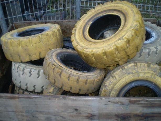 wózek widłowy części opony, dętki, felgi, koła, pierścienie