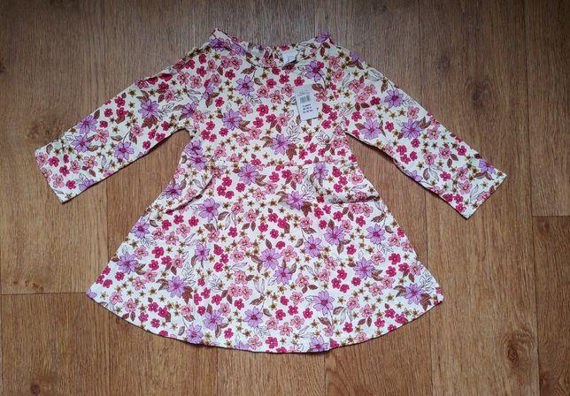 Весеннее платье Gap 3 года хлопок нарядное gap как Carter's 98 см