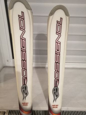 Rossignol narty 140