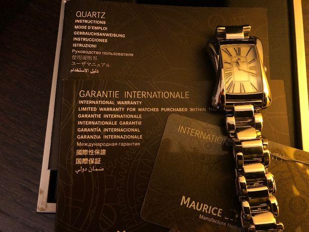 Relógio Maurice Lacroix Divina (senhora) original com certificado NOVO