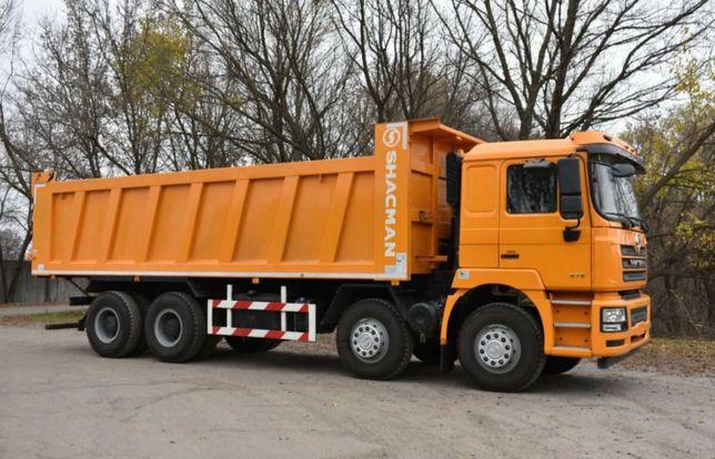 Самосвал 40 тонн Shacman (Шанкси)  8х4