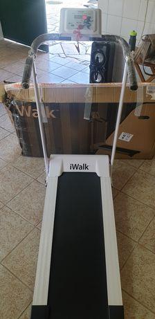 Passadeira eléctrica nova na caixa Iwalk