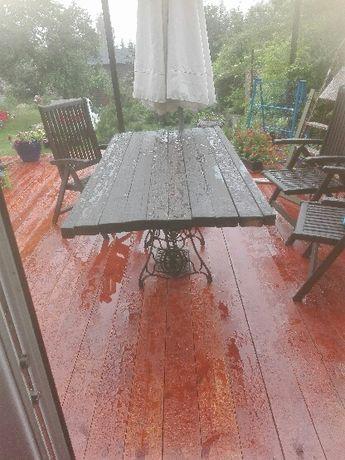 Stół ogrodowy, tarasowy