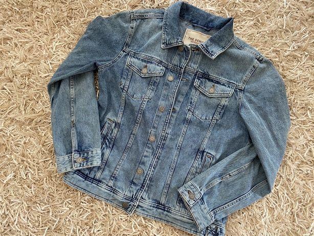 Чоловіча джинсова куртка