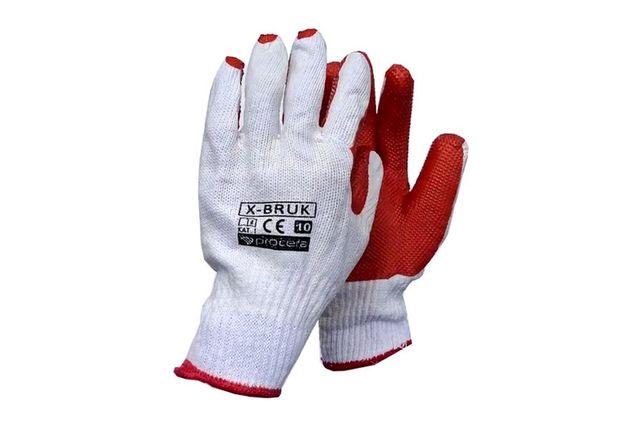 Rękawice robocze brukarskie X-BRUK