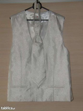 kamizelka ślubna i krawatnik Sunset Suits