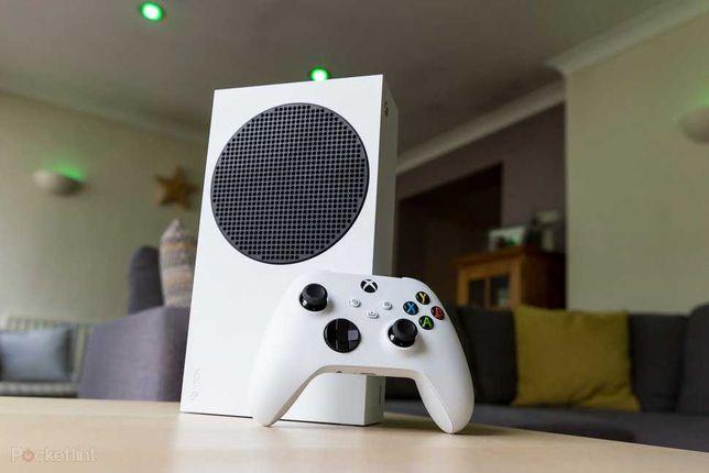 Xbox Series S com garantia ( como nova )