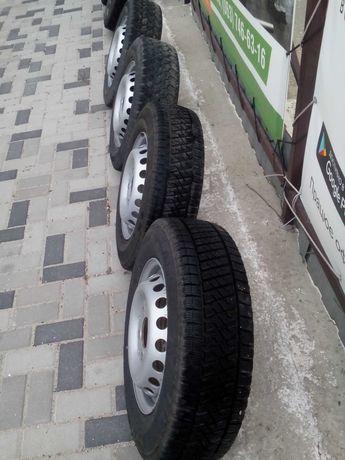 Резина,шины Sprinter, LT  195/70 15 С