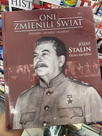 Oni zmieni świat - Józef Stalin